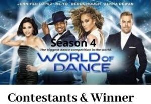 World Of Dance 2020