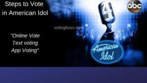 Processo di voto di American Idol 2020
