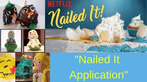 Nailed It Application