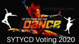 So You Think You Can Dance Voting
