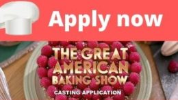 The Great American Baking Show Casting