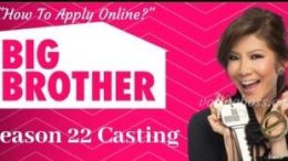 Big Brother Casting