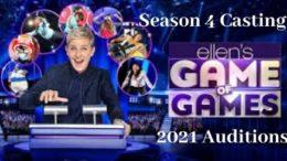 Ellen's Game of Games Audition