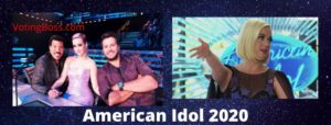 Katy Perry , Lionel Richie, Luke Bryan
