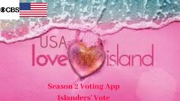 Love Island Voting 2020
