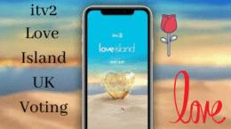 Love Island UK Voting