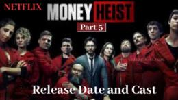 Money Heist Season 5 Renewal