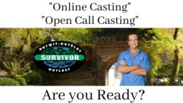 Survivor Casting