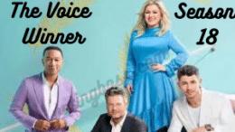 The Voice Winner