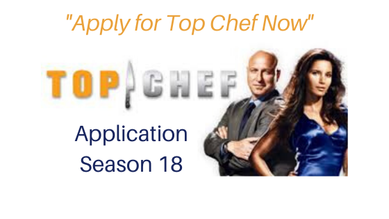 Top Chef Application