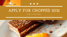 Chopped Auditions