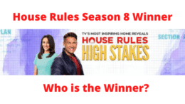 House Rules Winner