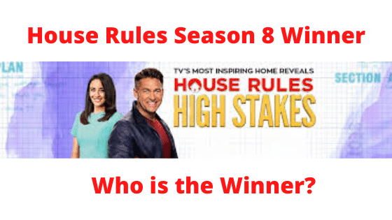 House Rules Winner