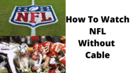 How to Watch NFL without Cable 2020