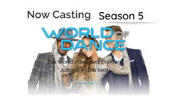 World Of Dance Auditions