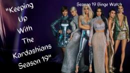 Keeping up with the Kardashians season 19